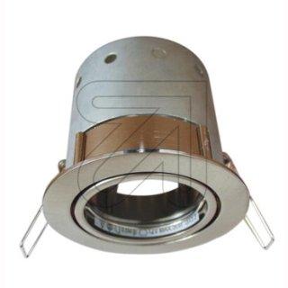 Stahl-Einbautopf GU10/MR16