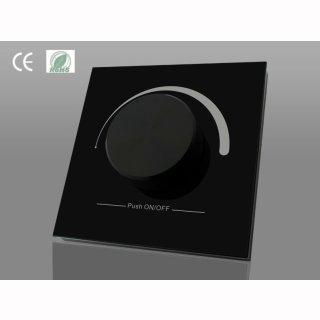 Funk Gleichstromdimmer mit Drehknopf, Wand-Einbau 2805R (passend für 2501N)
