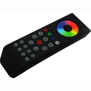 RGB(W) 4 Kanal 2 Zonen Funk Fernbedienung 2806T (passend für 1003RCT)