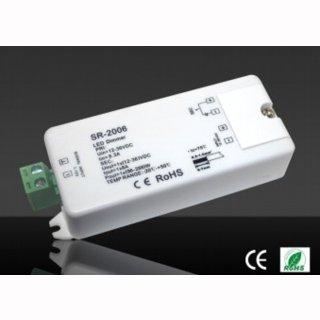 1-10V LED Dimmer, 1x8A, 12-36V/DC, 96-288W 2006