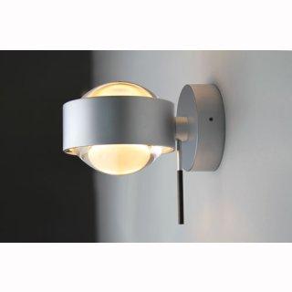 LED Wandaufbaulampe PUK Wall +, drehbar, LED Kopf 2-0803