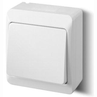 Aufbau Schalter IP44 10A/250V