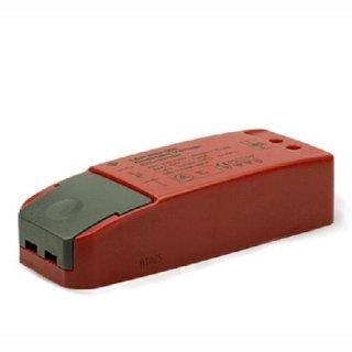 Gleichstrom-LED-Trafo 12V/DC, 0-20W rot