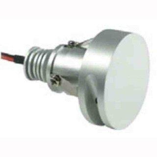 MikaLux Premium-Line LED-Wandlampe 1W klein, rund