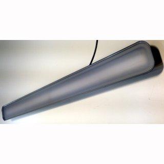 Triproof LED Deckenleuchte Dura2 60W IP67, satin 128cm, extrem lichtstark, Profiqualität, Made in Germany