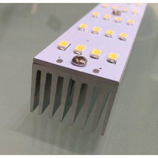 Panel-LED-Inlay Set 4x20W , 4 Leisten a 250x30x20mm mit Netzteil