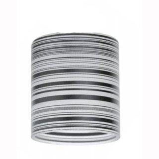 URail Glas ZYLI gestreift für Basic-Spot oder Pendulum 600.05