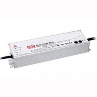 MeanWell LED Trafo HLG 240H-B 240W IP67, 12V / 24V DC 0-10V dimmbar