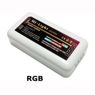 2.4G WiFi Controller 4-Zonen f. RGB+WW Lampen oder Streifen 12-24V, 6A  FUT039