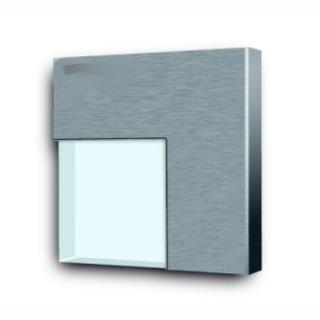 LED Wandleuchte Ledix Tico (ohne Rahmen), 38,5 x 38,5 mm, 0,42W, 04-111-22