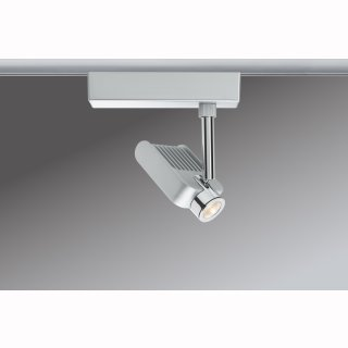 URail LED-Spot, 1x10W, Vision, 230V, Chrom matt/Chrom 951.14