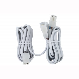Kabelverlängerung für 2 x 12 V Steckverbinder max. 2x50 W, 0,75mm² , Paulmann