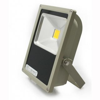 LED Floodlight  70W IP65 120° 1x70W COB