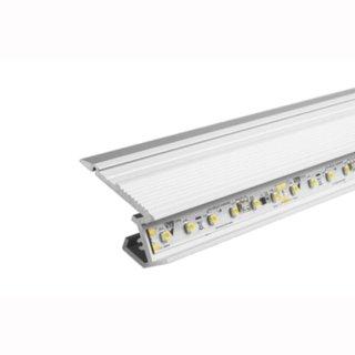MikaLux Alu-Profil für Treppenstufen C5D, 43,46x23mm