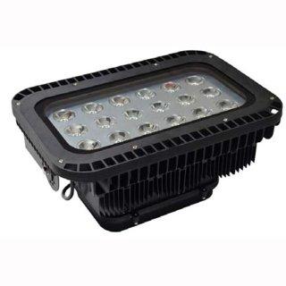 LED Fluter, Gebäude- und Stadionleuchte 120W IP65 10-90°  Bridgelux