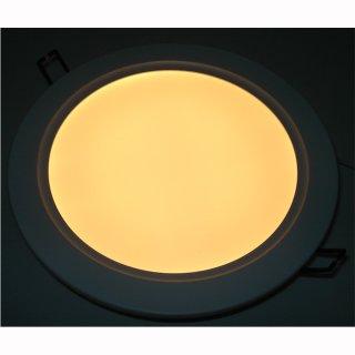 Downlight 21W 120°  DA: 314mm, H: 26mm