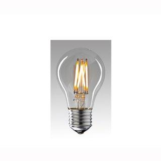LED Fadenbirne filament 6W, 360°, 550lm, warmweiss 2700K, dimmbar, klar