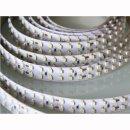 Flex Stripe SMD 5050/120 LEDs/m, 24V 28,8W/m, IP65 sleeve doppelreihig
