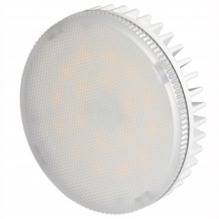 GX53 Leuchtmittel 550lm, 8 Watt, warmweiss 2900K, Cri80