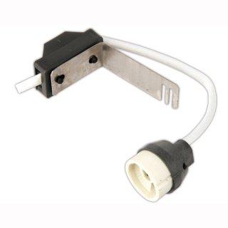 GU10 Adapter Sockel mit Anschlußbox und Zugentlastung
