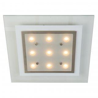 Deckenleuchte, Ceiling and Wall, 9W, 230V, 720lm, 2900K, 7479ST
