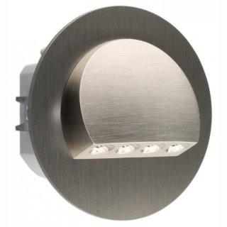 LED Wandleuchte Ledix Rubi. 0,93W, IP 20, 230 V
