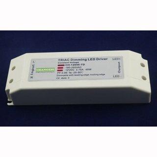 LED Trafo 45W, 700/500/900/1.400/1.050 mA dimmbar, IP20