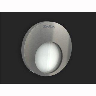 LED Wandleuchte Ledix Muna, IP20, 230V, integrierter Funkempfänger mit Dimmfunktion, RGB