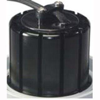 Downlight COB Nichia 7W dimmbar, interner Trafo, Einbauring silber oder weiß, schwenkbar, DA=75mm