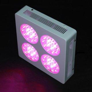 LED Wachstumslampe 180W Rot, Blau, Violett u. Weiß
