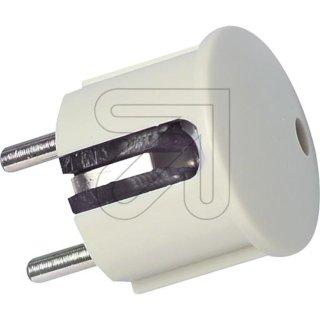 Winkel- Stecker, mit seitlicher Leitungseinführung