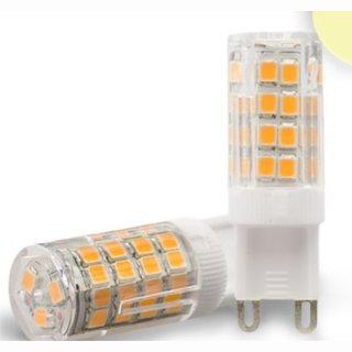 G9 Kornlampe, SMD2835, 3,5W, CRI >80, 312lm, 230V