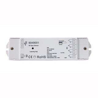 Controller SR-2501RGB. Funk, für RGB- LED- Stripes, 9049301(passend für 9046001, 9047101)