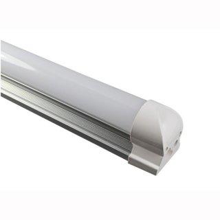 LED Lichtband T8 Flex, 28W, 135-140lm/W, Alu elox, 150cm, CRI>85, Strobe free